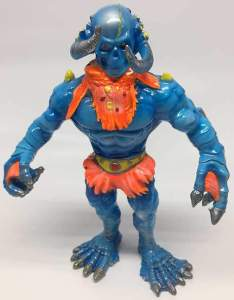 Scarecrowoven's Dr. Snyder at MF Gallery's 2016 MF Toys Show