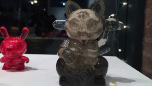 Scott Wilkowski's Infected Bazaar - Infected Misfortune Cat