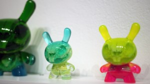 "Scott Wilkowski's Infected Bazaar - 3"" & 5"" Infected Dunnys"