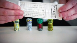 Secret Base's Fortune Kokeshi Review - Fortune