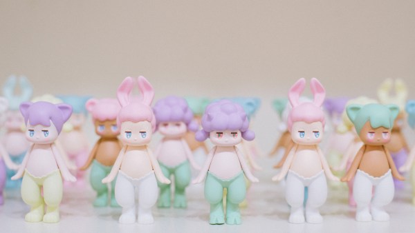 Seulgie's Satyr Rory basic series from POP MART