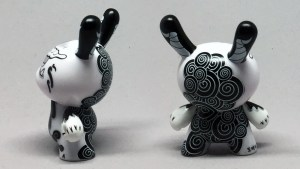 Sharon Park's Dokkaebi Dunnys for Kidrobot's Wild Ones series