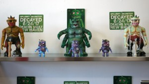 Splurrt's Decayed - Exhibition Overview