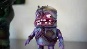 Splurrt's Decayed - Mecha Brain Cadaver Kid one-off