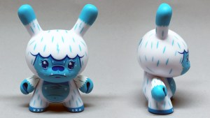 Squink's Kono the Yeti from the Wild Ones Dunny series