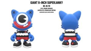 "El Grand Chamaco's Be-Ni-To Giant 8"" Superjanky for Superplastic"