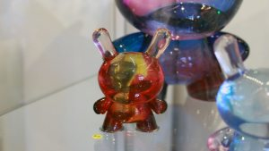 TaskOne's Dunny (Resin version the Kidrobot figure)