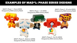 MAD (Jeremy Madl)'s MAD*L Phase 1, 2 & 3 designs