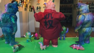 Rampage Toys' The Return of Rampage!! - Window Display Overview