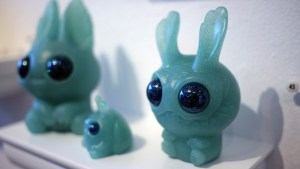They Came From Planet Rainbow Sparkles - Chris Ryniak's Sparkletown Frumblebun