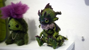 They Came From Planet Rainbow Sparkles - SweetSign's Arborary Dragon