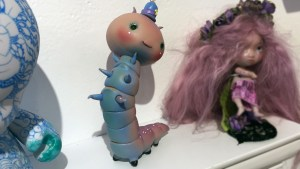 They Came From Planet Rainbow Sparkles - Louis Sophie / Nympheas Dolls' Chouchou