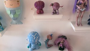 They Came From Planet Rainbow Sparkles - Display Overview