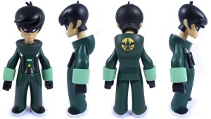 kaNO's Dragon King - Green Hornet Edition, Tomenosuke Exclusive