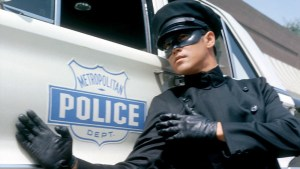 Bruce Lee as Kato in The Green Hornet, TV show still, 1966
