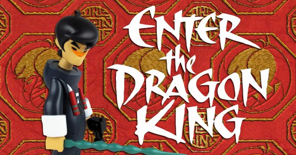 Enter the Dragon King: kaNO's Tribute to Bruce Lee
