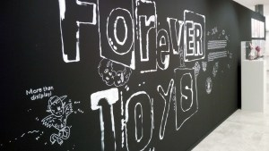 Art Toy Gama's Forever Toys exhibition