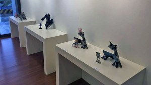 Roadkill Custom Art Show - Exhibition overview