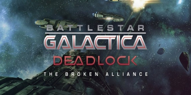 Battlestar Galactica Deadlock: The Broken Alliance