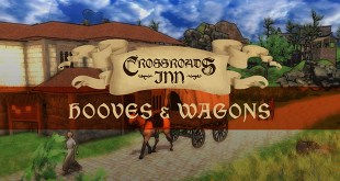 Crossroads Inn - Hooves & Wagons