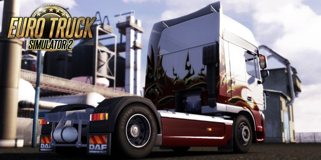 Euro Truck Simulator 2 (Latest+DLC's) - Free Full Download