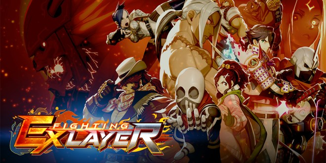 Fighting EX Layer
