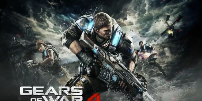 gears of war 4 pc free download