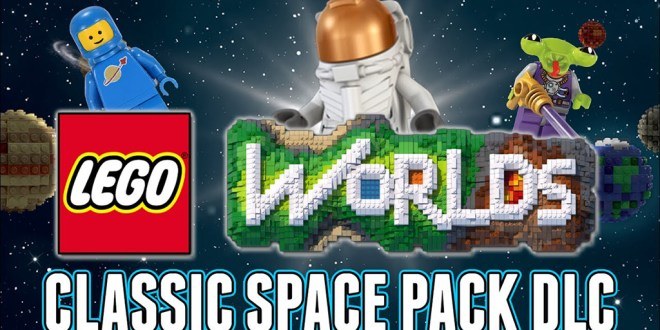 LEGO Worlds: Classic Space Pack