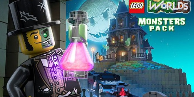 LEGO Worlds: Monsters - Free Full Download | CODEX PC Games