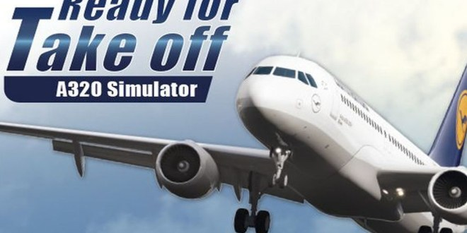 Ready for Take off - A320 Simulator