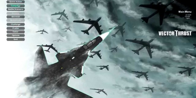 Vector Thrust