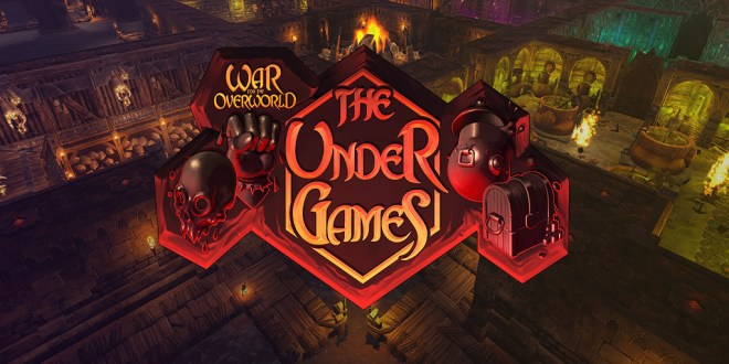 War for the Overworld - The Under Games