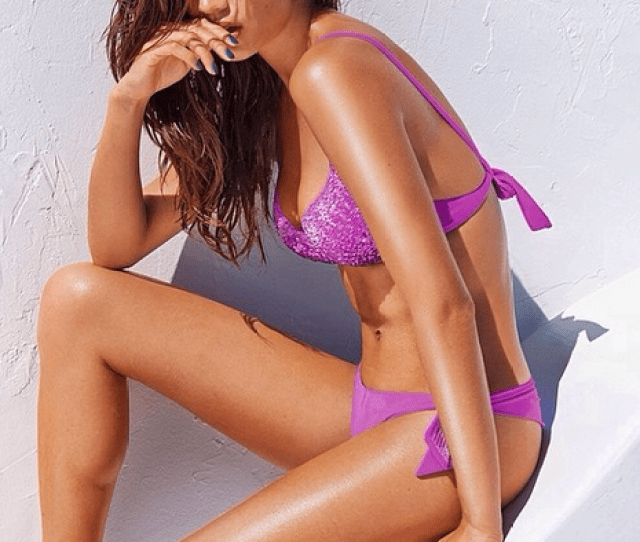 Sara Sampaio Can Make Any Summer Hot Fashiontvs Model Of The Week