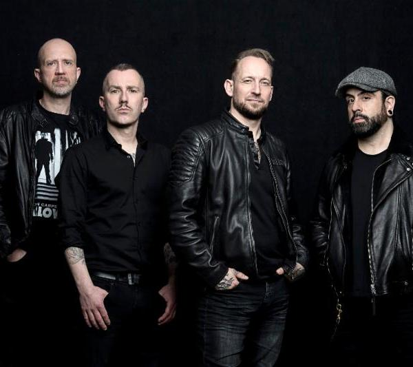 Volbeat -Photo Credit Ross Halfin