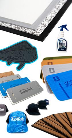 SeaDek Marine Products retail items