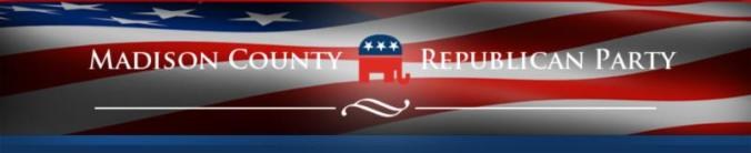 Madison County Republican Party December Meeting