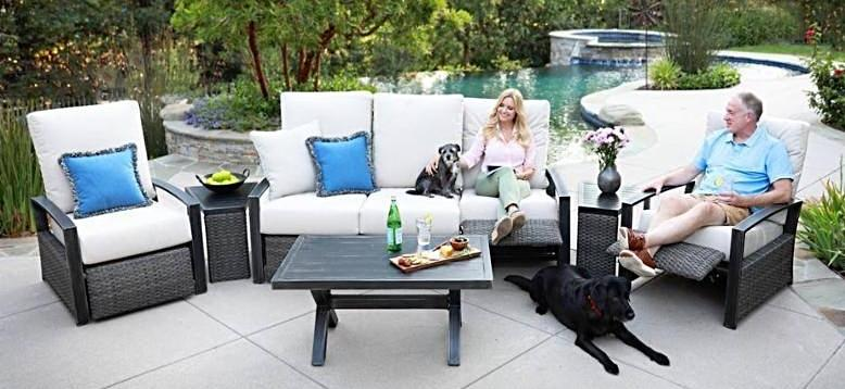 BarcaLounger Launches Outdoor Living Collection on Barcalounger Outdoor Living id=51417