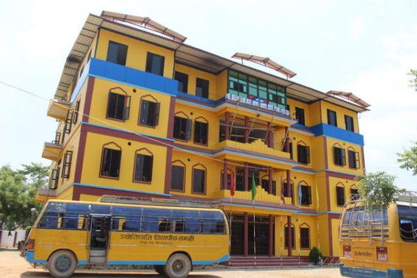 Maharishi Vastu Buildings in Nepal