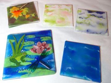 LightGarden Glass Art New Classes and 10/23 Demo