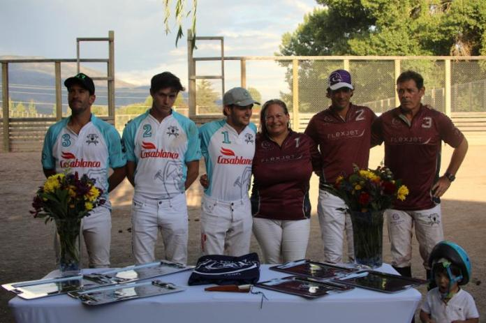 United States Arena Handicap Tournament finalists Casablanca and Flexjet.