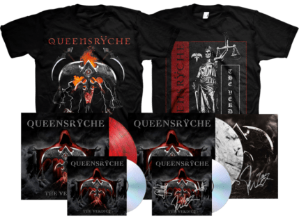 "Queensryche Release Video For ""Blood Of The Levant"""