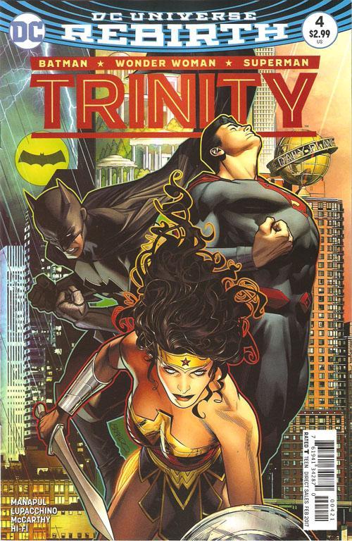 Trinity by Brandon Peterson