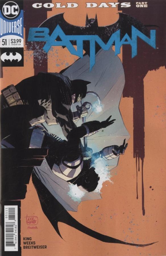Batman by Lee Weeks