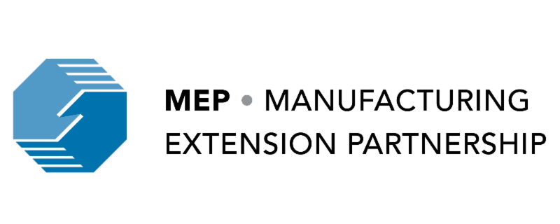 MEP logo and link