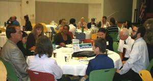 sustainable communities workshop participants