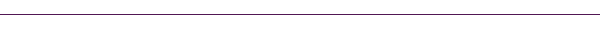 email divider line, thin purple