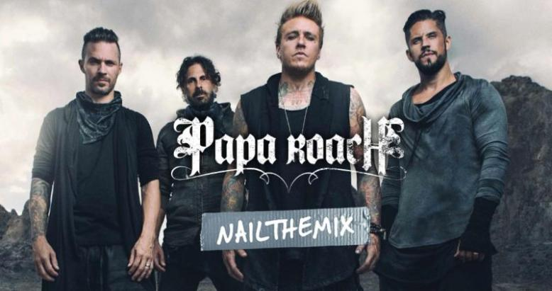 Papa roach face everything and rise (official video) youtube.