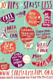 10 tips to stress lss