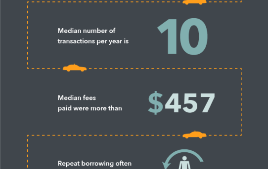Infographic How People Are Really Using Payday Loans