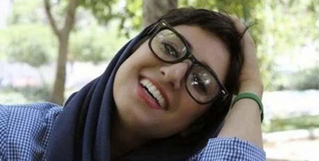 Die Künstlerin Atena Farghadani ist eine politische Gefangene im Iran.